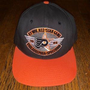 VTG 1992 NHL All-Star Game Snapback Starter Hat